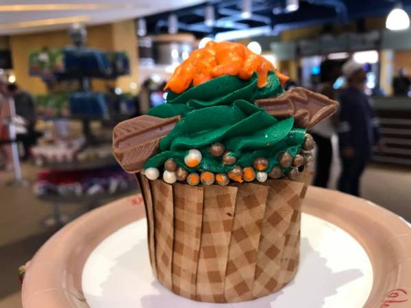 All Star Music Introduces a Merida Cupcake