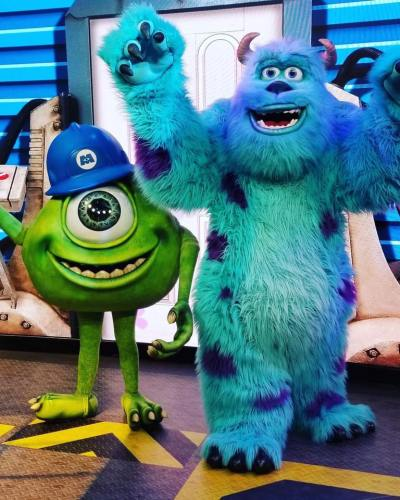Hollywood Studios Monsters Inc Meet and Greet