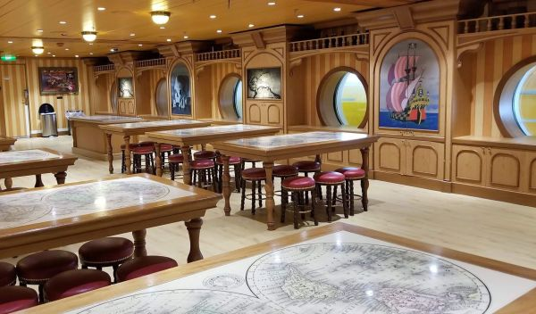 Take A Tour of The Oceaneer Club and Lab Aboard The Disney Magic 2