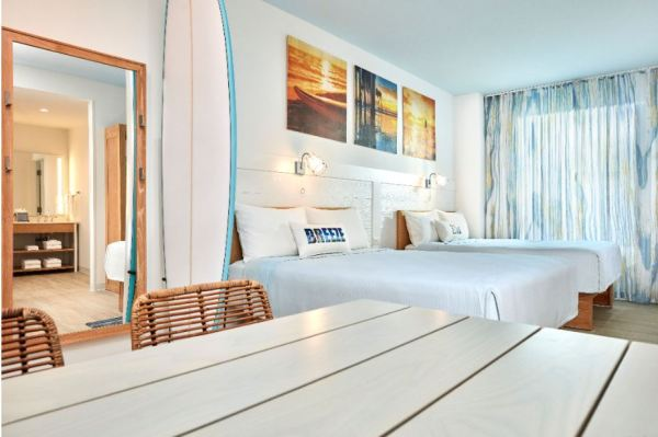 Universal's Endless Summer Resort Dockside Inn And Suites Accepting Reservations 1