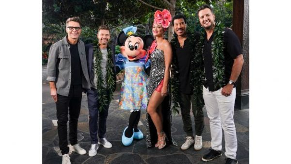 American Idol Searches For Talent At Aulani