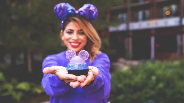 Purple Treats Arrive at the Disney Parks 6