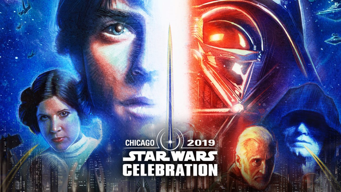 Actor Appearances and Poster Art Revealed for Star Wars Celebration Chicago