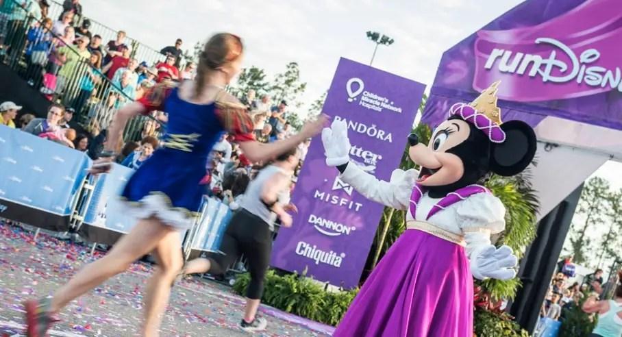 Marathon Weekend to Impact Several Roads at Walt Disney World