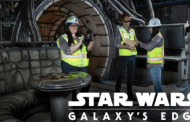 NEW Ride Photos Star Wars: Galaxy's Edge