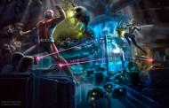 New Ant-Man and The Wasp Ride Opening March 31st at Hong Kong Disneyland