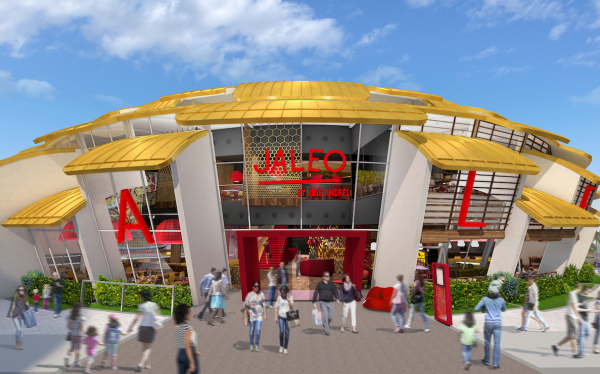 Concept Art for Jaleo at Disney Springs Released