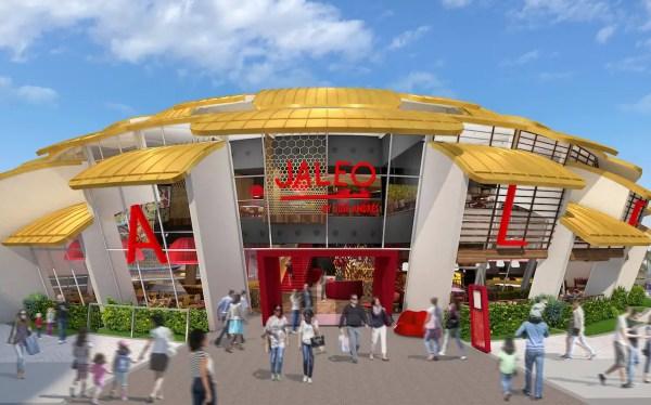 Concept Art for Jaleo at Disney Springs Released