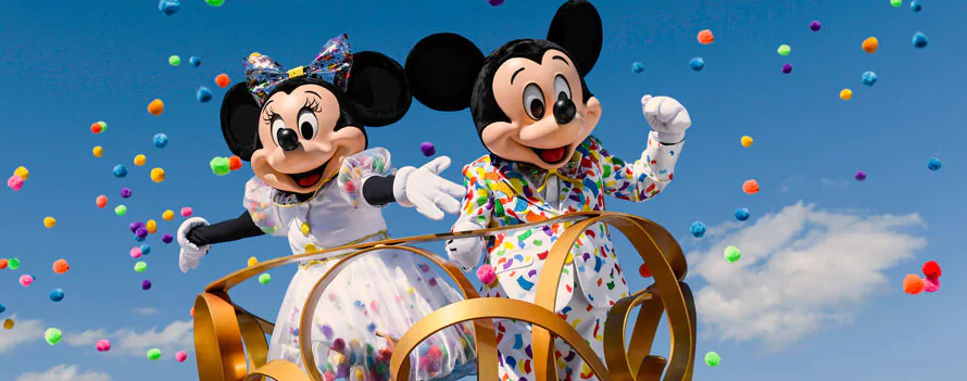 New Celebrate Mickey and Minnie Collection