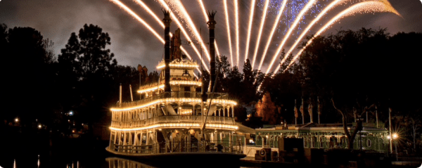 Sweethearts' Nite at Disneyland
