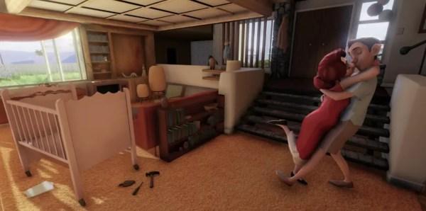 Disney Develops Top Secret Virtual Reality Film Project
