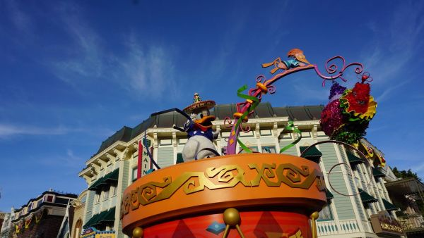 Mickey's Soundsational Parade has Returned to Disneyland 3