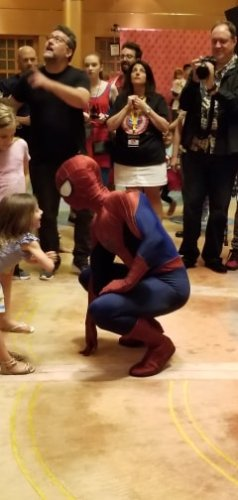 Abundant Number Of Superheroes Spotted At Marvel Day At Sea 6