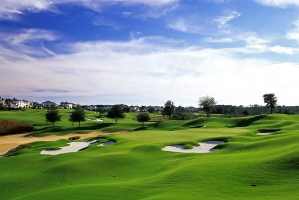 Watson Golf Course Photo