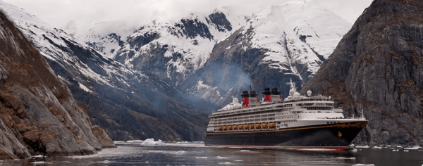 Disney Cruise Line is Making an Itinerary Change to 2019 Alaskan Sailings