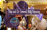 Chip and Co Comment Party Giveaway - Win this Disney Ears Prize pack!