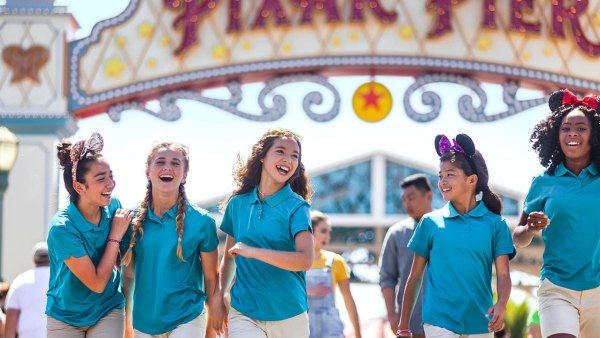 Registration Now Open for Disneyland's Celebrate Girl Scouts Weekends
