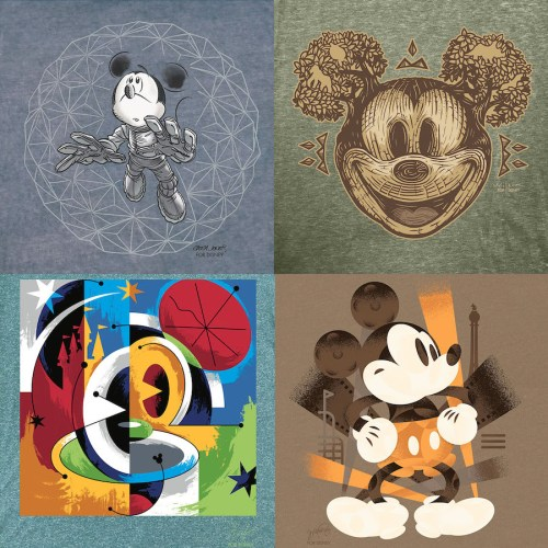 V.I.PASSHOLDER Event Offers Access to New Disney Parks Artist Series 1
