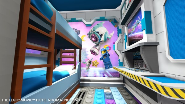 LEGO Movie Rooms LEGOLAND