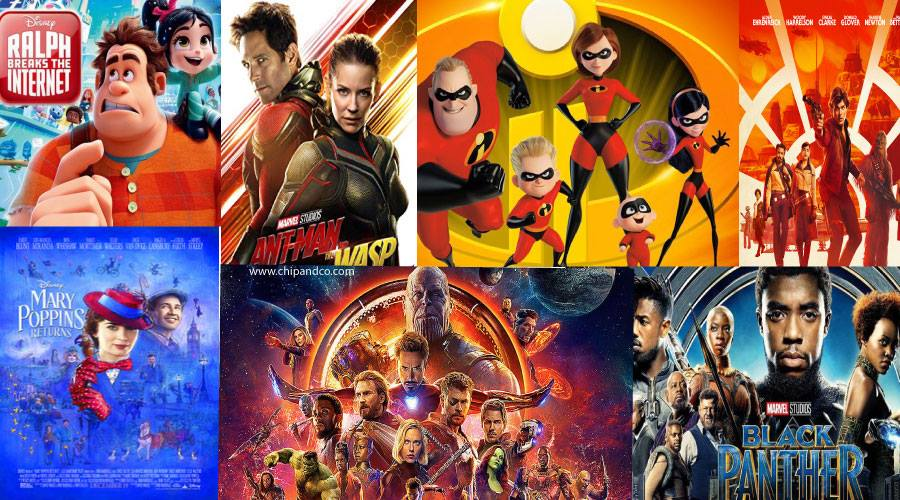 Walt Disney Studios Global Box Office Reaches $7.3B