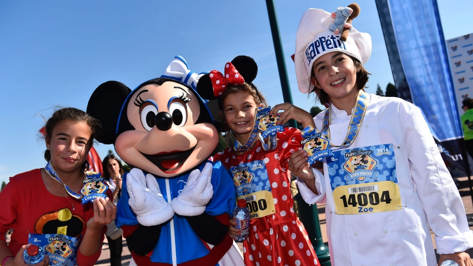 Calling all Infants, Toddlers and Kiddos for the runDisney Kids Dashes!