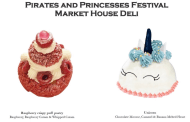 New Gourmet Delicacies at Pirates & Princess Festival!