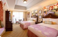 Sofia the First Themed Hotel Rooms Coming to Tokyo Disney Resort