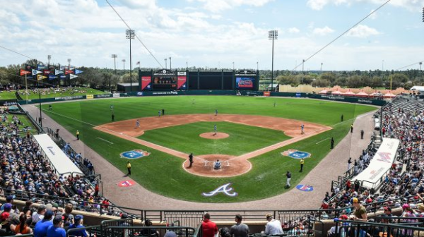 DVC Members Save on Select Tickets to Braves Spring Training Games
