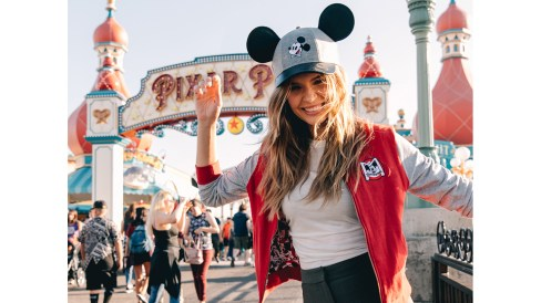 Vogue.com Showcases Disney Fashion Around the Parks