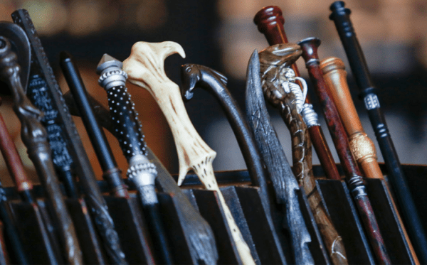 Wingardium Leviosa: Your Guide to Finding Your Perfect Interactive Wand