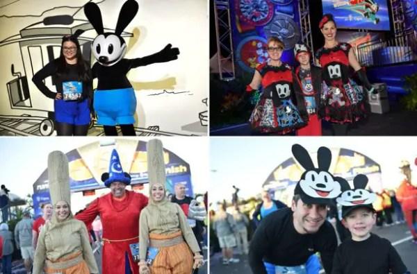 The Walt Disney Marathon Weekend Miles of Memories 1