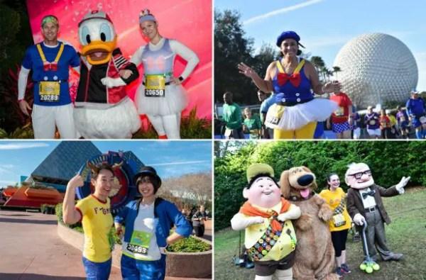 The Walt Disney Marathon Weekend Miles of Memories 3