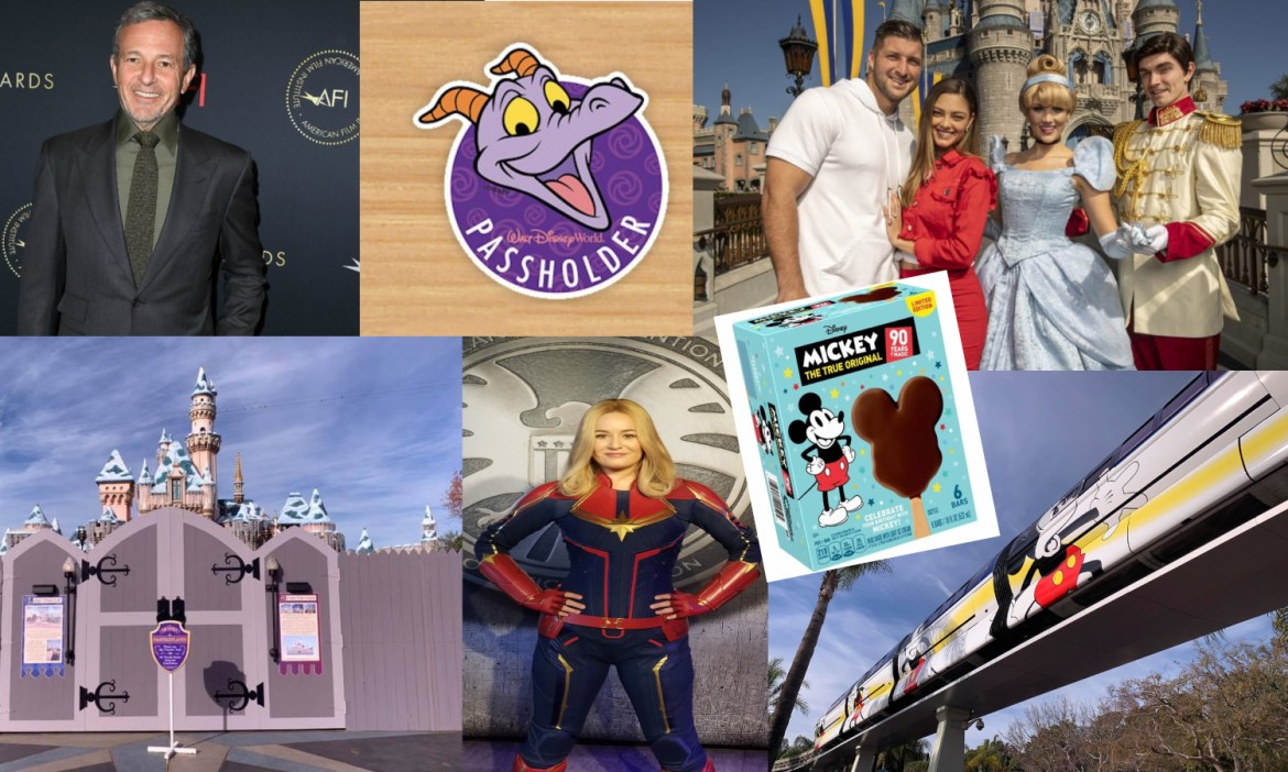Week in Review From all Around Disney Parks and Disney Cruise