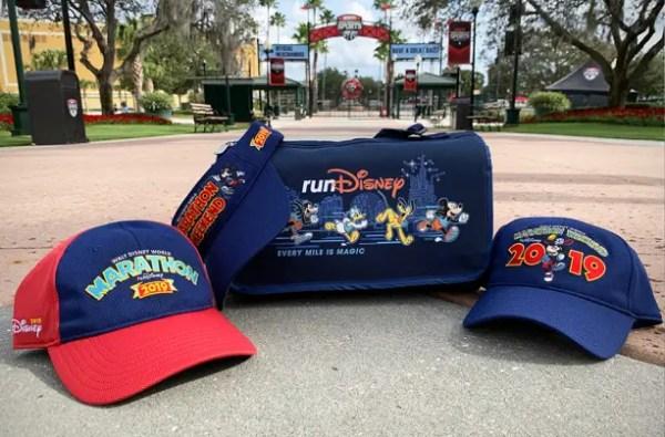 New 2019 WDW Marathon Merchandise To Celebrate Your Achievements 1