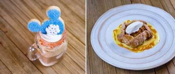 New Menu Introduced At White Water Snacks At Disney's Grand Californian Hotel & Spa At The Disneyland Resort 6