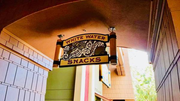 White Water Snacks reopened