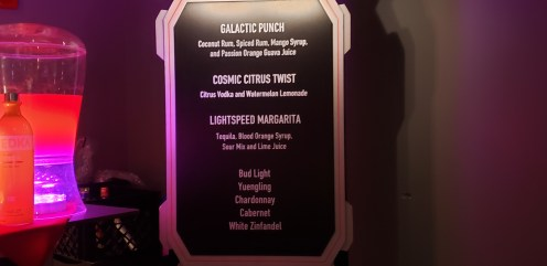 Star Wars Galactic Spectacular Dessert Party