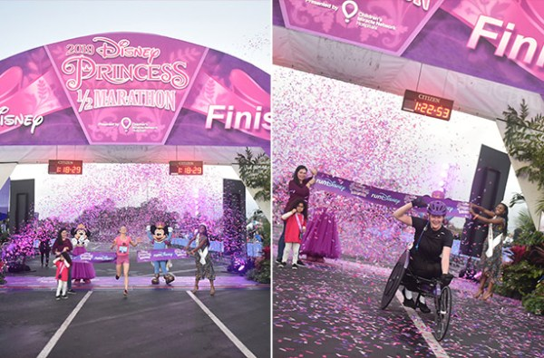 2019 Disney Princess Half Marathon Weekend Had Fairy Tale Finishes.