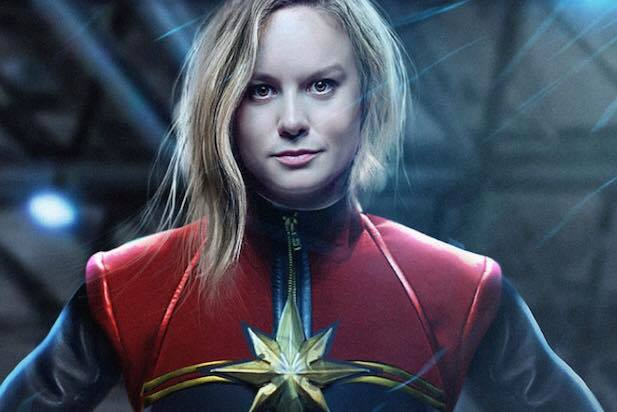 """Captain Marvel"" to be Released in ScreenX"