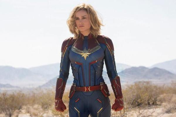 Captain Marvel Tickets Available to Purchase Now