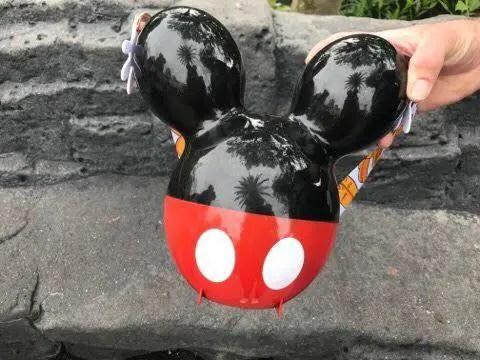 New Mickey Balloon Popcorn Bucket Has Floated Into the Magic Kingdom