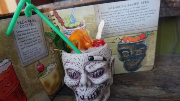 New Tiki Mugs and Drinks Arrive At Trader Sam's Enchanted Tiki Bar 4
