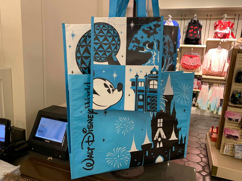 Reusable Bags Now Available At Disneyland and Walt Disney World Resorts 7