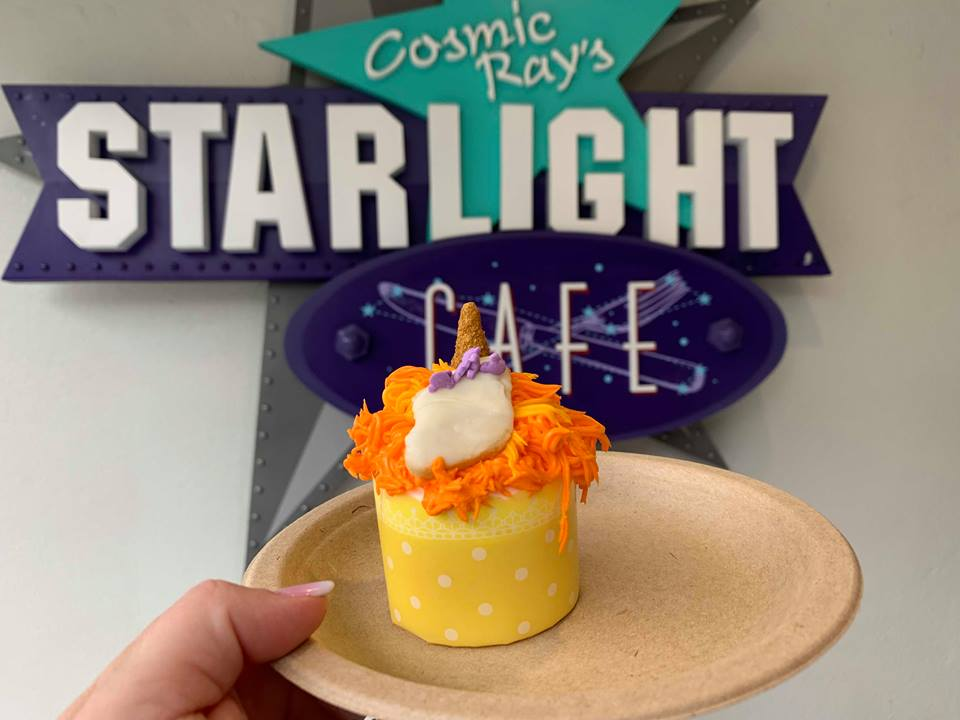 We have a 2319! New Monsters Inc 2319 Cupcake just spotted in the Magic Kingdom