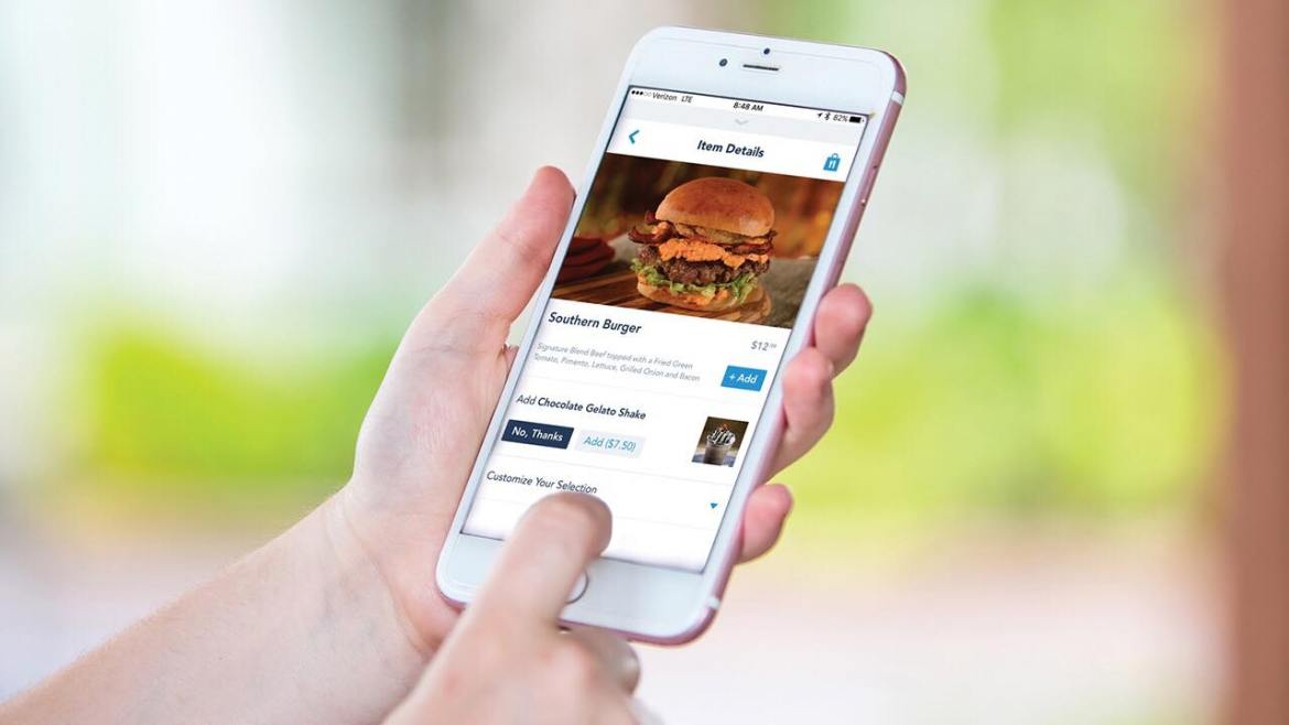 Updated My Disney Experience App Allows For Easier Mobile Orders