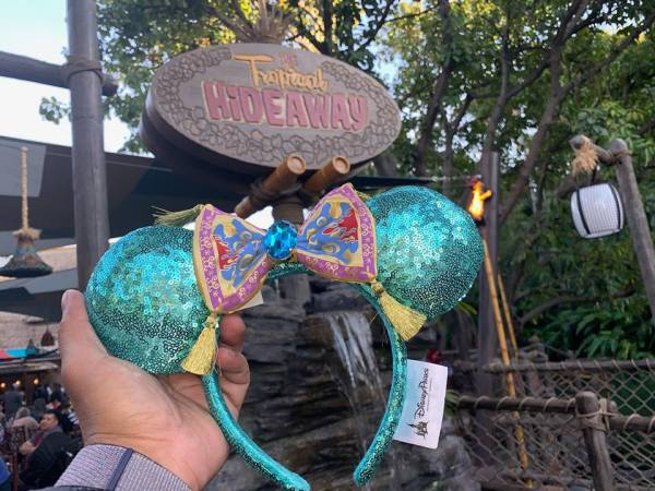 The New Aladdin Minnie Ears Are A Whole New World Of Style 2