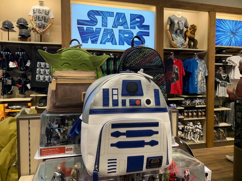 New Star Wars Loungefly Bags Blast Style To A Galaxy Far, Far Away