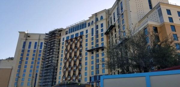 Update: Disney's Coronado Springs Resort Construction 2