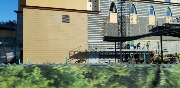 Update: Disney's Coronado Springs Resort Construction 3