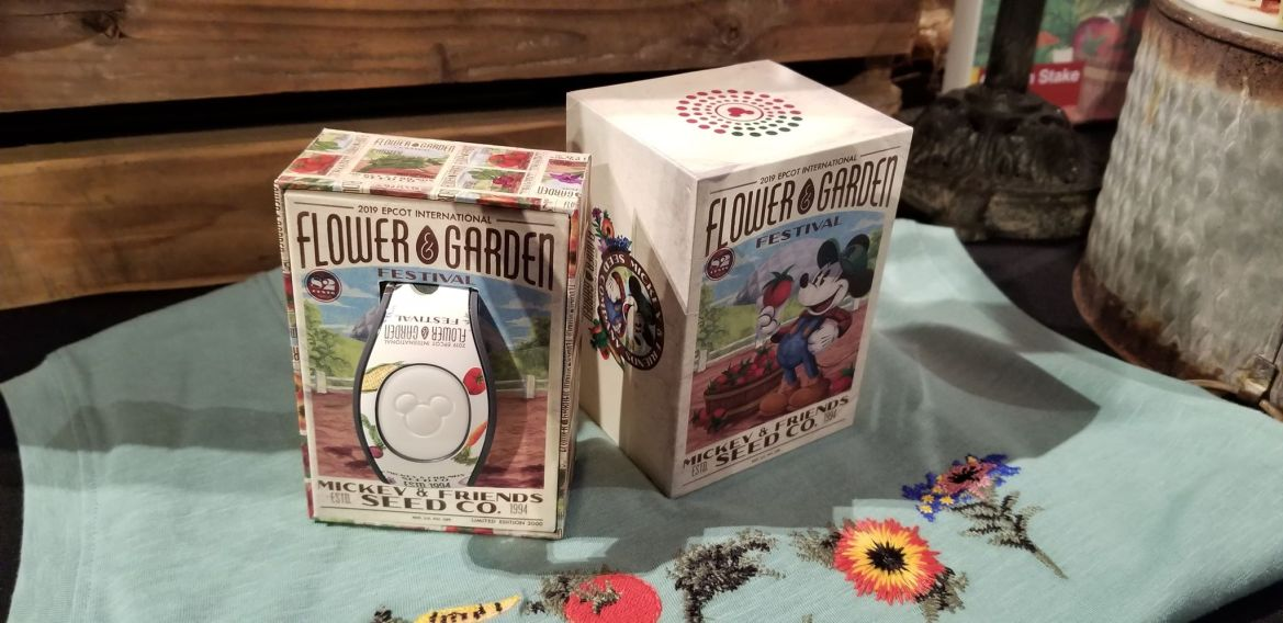 Mickey's Garden Shed Collection Unearths Joy At The Flower and Garden Festival